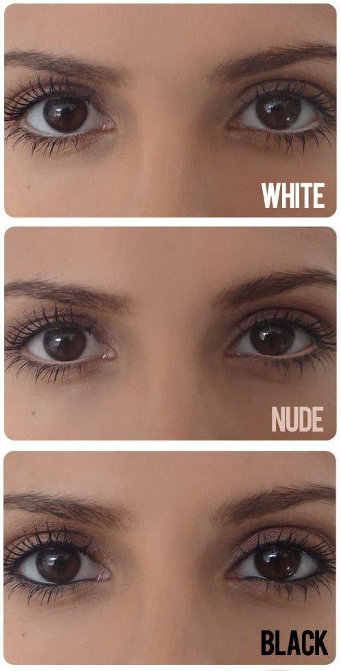 les 25 meilleures id es concernant eye liner blanc sur
