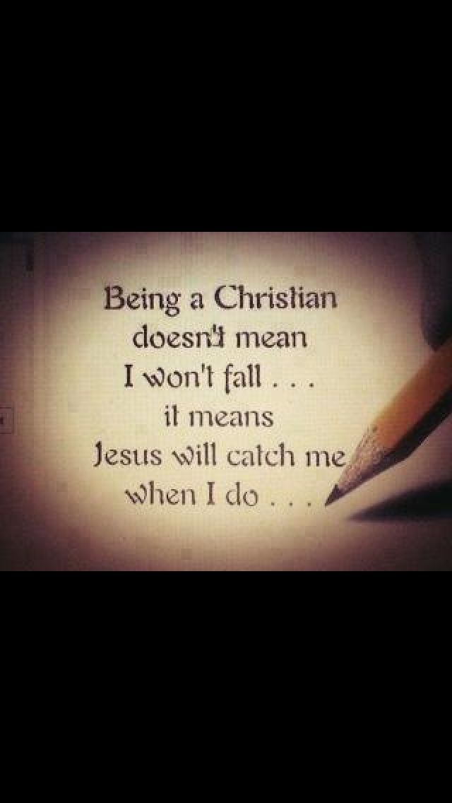 Maybe some of disbeliever will laugh at this statement. But this is true, Jesus really hold me when Im falling down. He hold me tight, even I could feel His warmth.