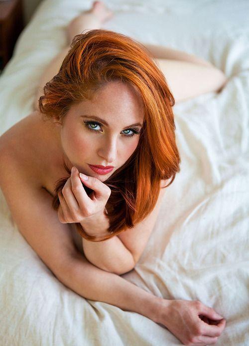 Mature real redhead
