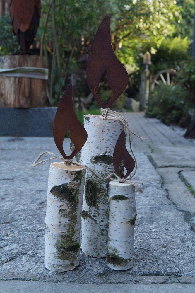Best 25 Rost Deko Ideas On Pinterest Holzengel
