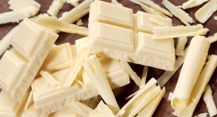 Cioccolato bianco:
