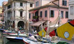 Chioggia: tra la città, il mare e le frazioni di Sottomarina e Isolaverde   Da vedere Veneto