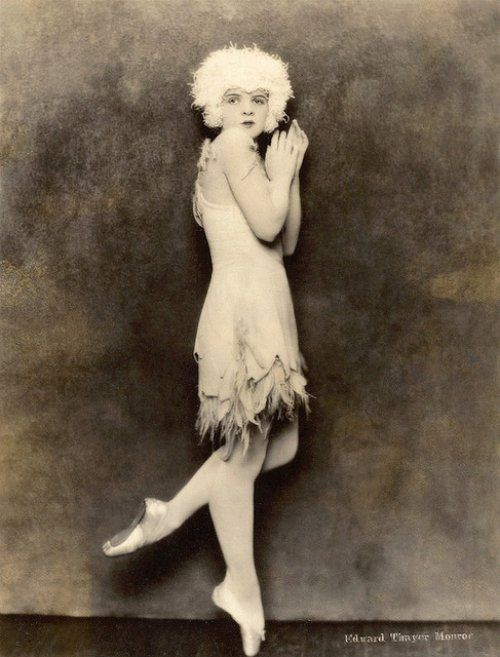 Harriet Hoctor by Edward Thayer Monroe, 1926