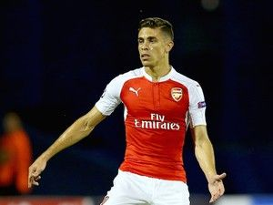 Arsenal defender Gabriel Paulista ruled out for up to eight weeks