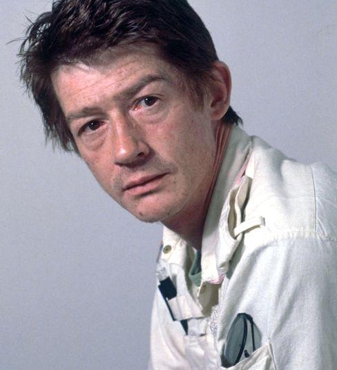 John Hurt in Alien