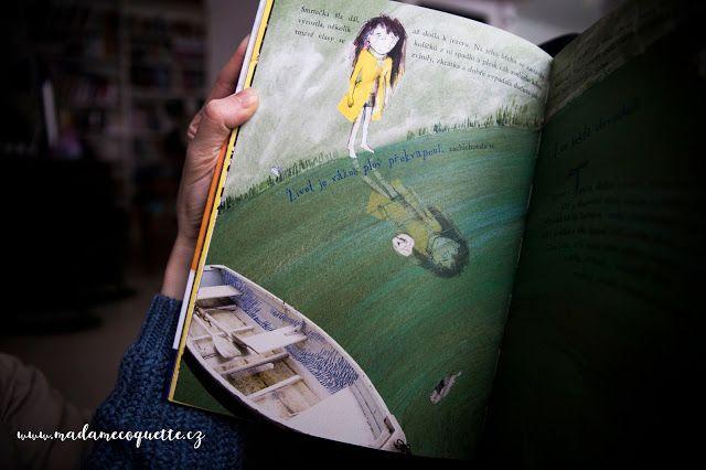Madame Coquette: do knihovničky / Děvčátko s kosou