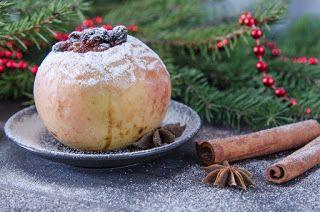 Интуитивная кухня: Запеченные яблоки и айва
