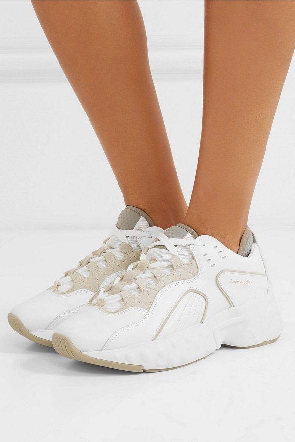 Как выбрать кроссовки женские