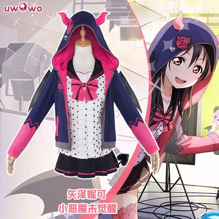 Yazawa Nico Cosplay Lovelive Love Live Anime Devil Koakuma Demon Hoodie Costume | Clothing, Shoes & Accessories, Costumes, Reenactment, Theater, Costumes | eBay!