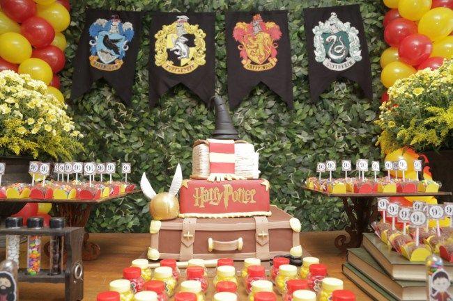 Artesanato Com Papel Origami Passo A Passo ~ 17 melhores ideias sobre Bolos De Harry Potter no Pinterest Guloseimas do harry potter
