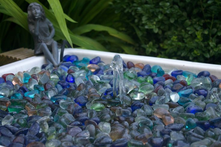 How To Make A Water Feature From A Reclaimed Belfast Sink