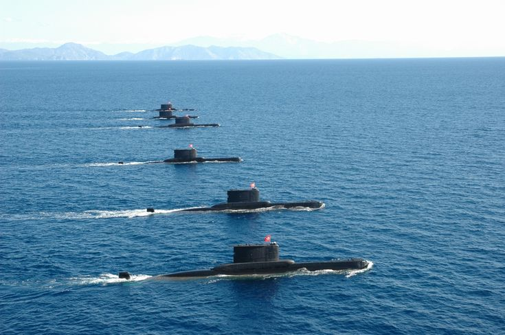 turkish submarines - Google'da Ara