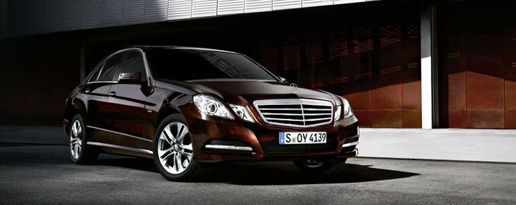 The Mercedes-Benz E-Class. Visit us at http://www.mccarthymercedes-benz.co.za/