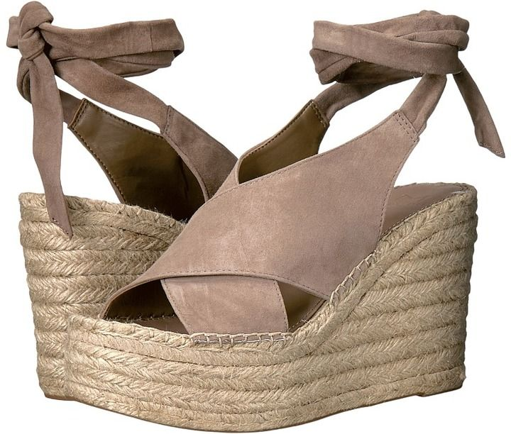 Espadrilles perfect with denim or dresses. Marc Fisher LTD - Andira Women's  Wedge Shoes
