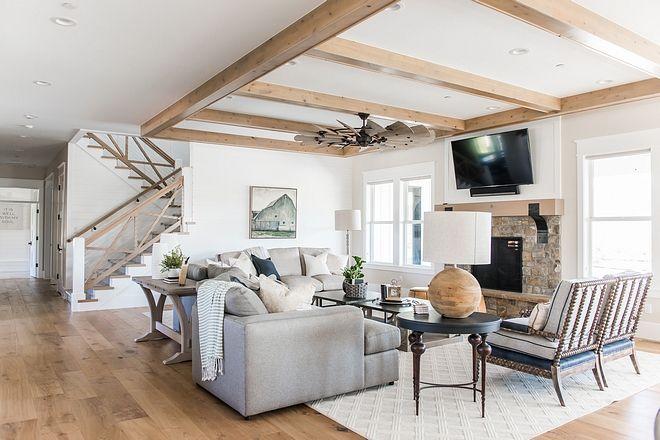 New Construction Modern Farmhouse Design Home Bunch Interior De