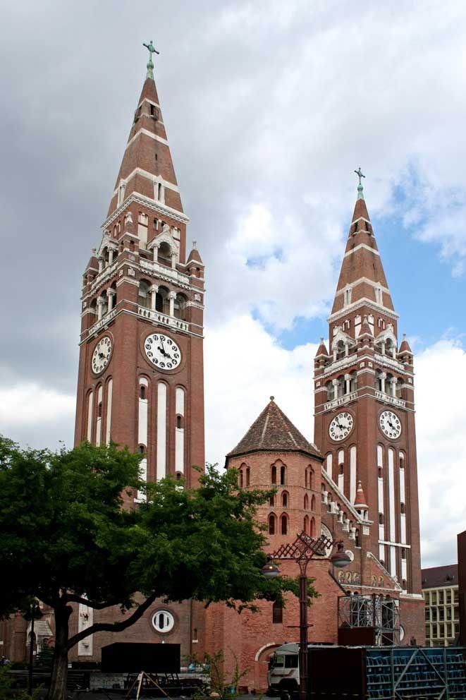 Szeged, Fogadalmi templom, dóm