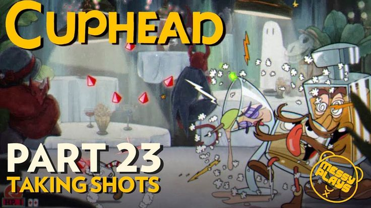 CUPHEAD - Part #23 - LETS PLAY with Commentary - MESSYPLAYS