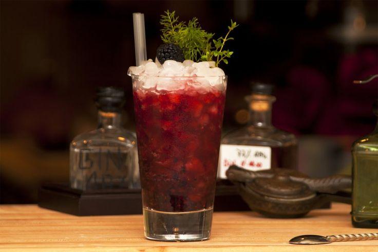 Black Bison Vodka Cocktail from Food Republic (http://punchfork.com ...