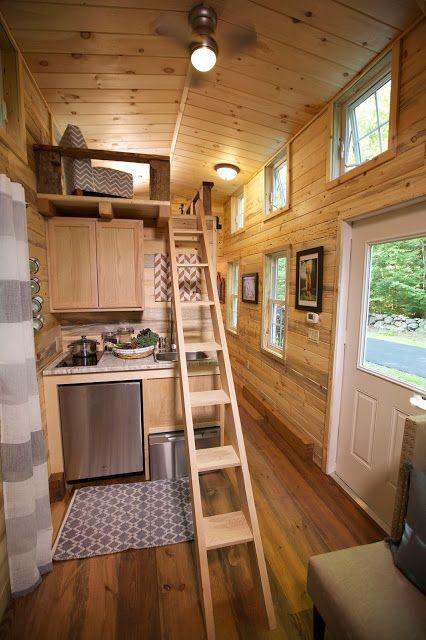 The Basketball House 276 Sq Ft Tiny House Loft Tiny