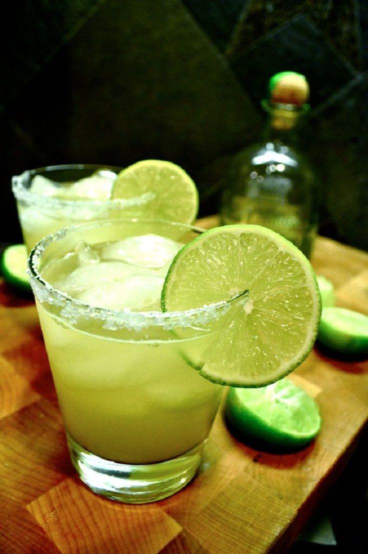 Skinny Paleo Margarita