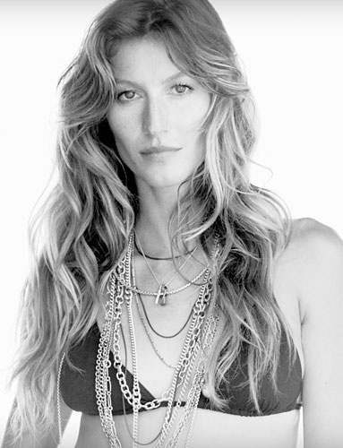 #Gisele Models #DavidYurman Jewelry http://news.instyle.com/photo-gallery/?postgallery=111698#7