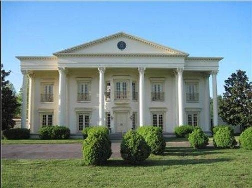 1000+ images about Greek Revival Architecture on Pinterest ...
