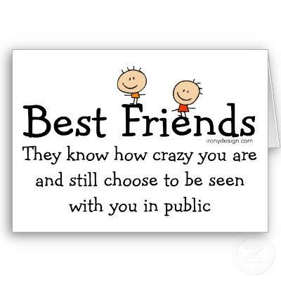 Best Friends - Great Description