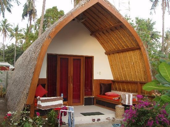 Chill Out Bungalows Gili Air (35euro)