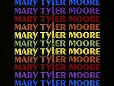 The Mary Tyler Moore Show - An American television sitcom created by James L. Brooks and Allan Burns that aired on CBS from 1970 to 1977. The program was a television breakthrough, with the first never-married, independent career woman as the central character.