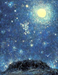 고원의 달밤