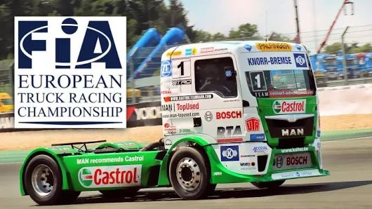 Calendario FIA European Truck Race Championship 2017 | Total Visits 116 | Camionisti on line