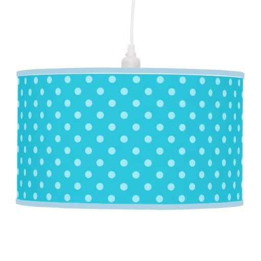 1000 Images About Polka Dot Lamp Shade On Pinterest