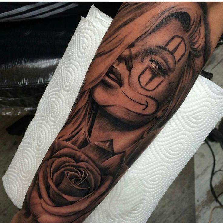 Se dette Instagram-billede af @mexicanstyle_tattoos • 750 Synes godt om