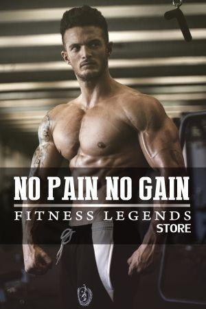 No Pain No Gain Recette musculation : Barre protéinée sans cuisson !