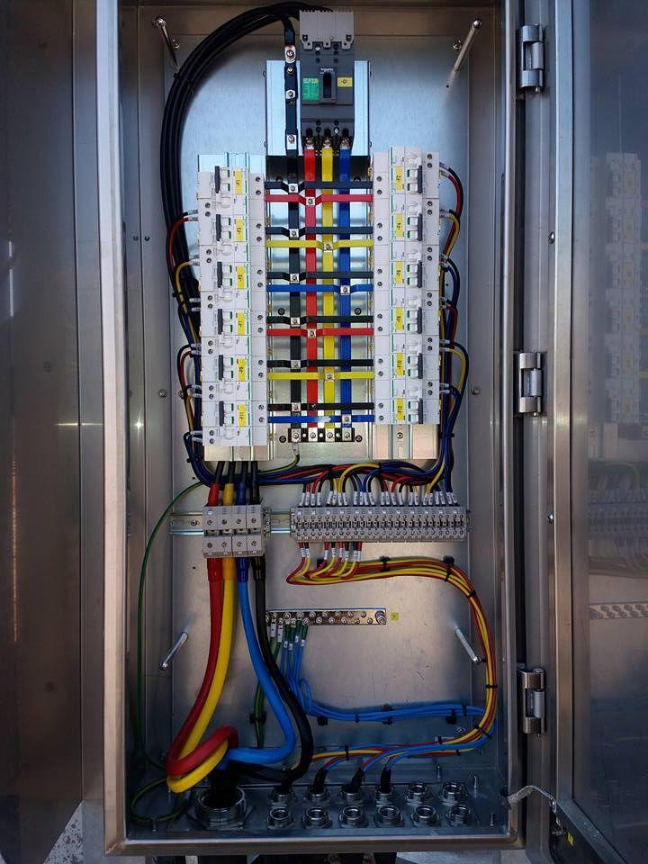 94 best instalație electrică images on Pinterest Electrical wiring - cable d alimentation electrique pour maison