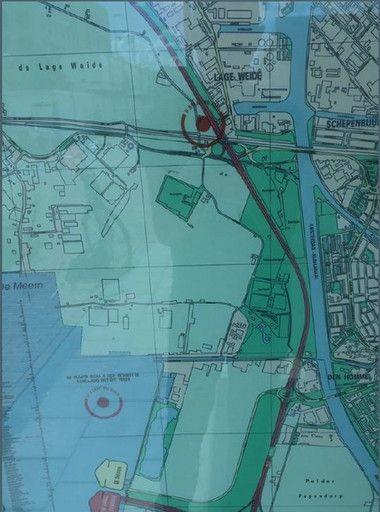 Actuele stadsplattegronden met Leidsche Rijn in aantocht | Topics.nl