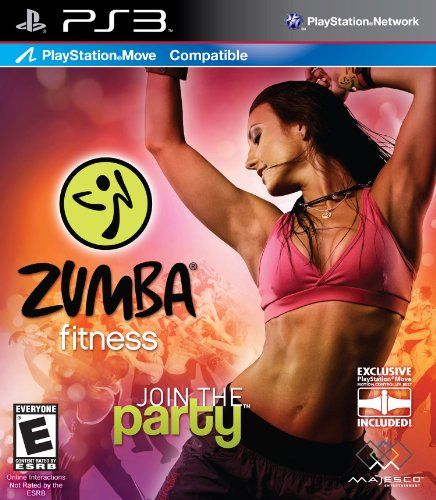 Discounted Zumba Fitness - PlayStation 3