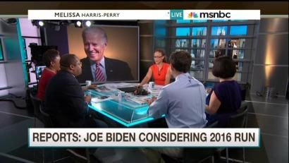 Melissa Harris-Perry Freaks Out That Recent Bill Clinton Affairs Would Be 'Baked In' with Voters