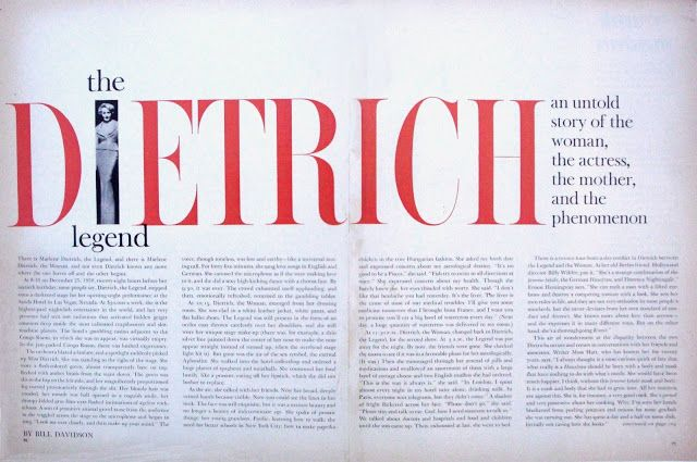 Past Print: Otto Storch and McCall's fifty years ago / part 2