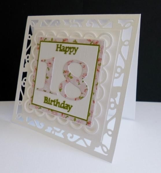 18th Birthday Cards For Girls ~ Best images about th birthday girls on pinterest personalized cards all tied up