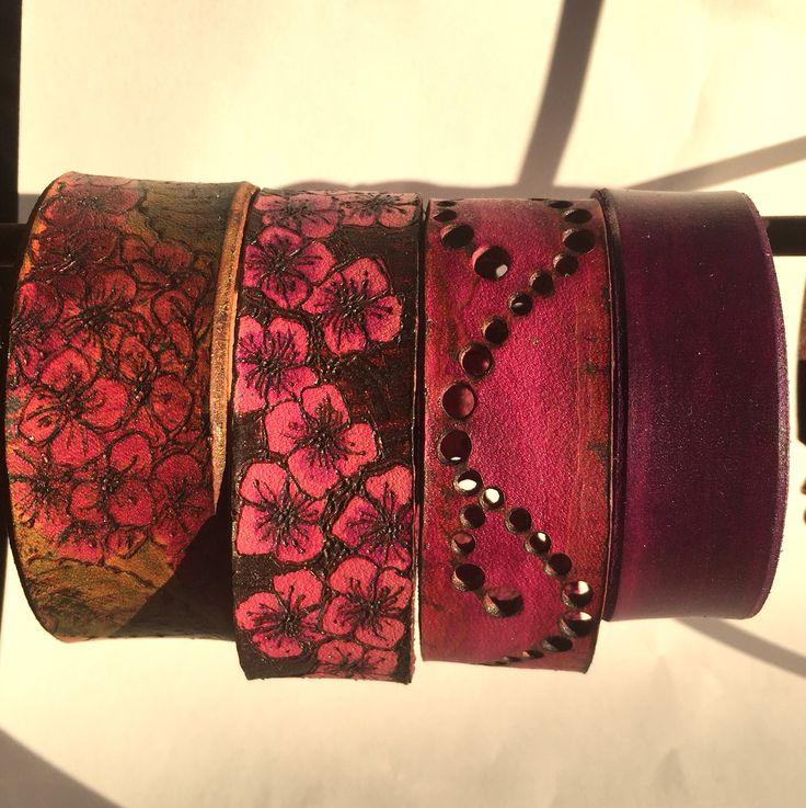 Läderarmband från Pijadesign