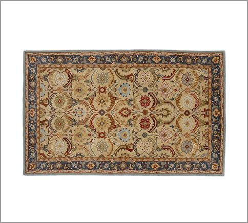 Rug option for Upper Floor - Persian style