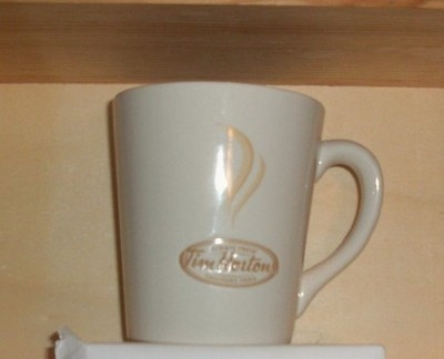 Tim Hortons - #006 Coffee Mug Limited Edition *