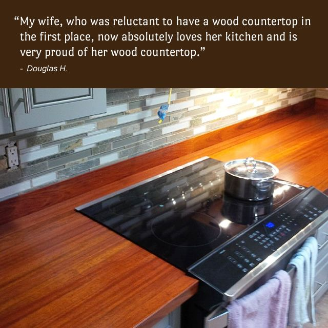 Waterlox Is The Perfect Choice For Kitchen Wood Countertops. It Is  Waterproof, Food