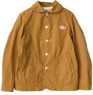 Cotton Jacket / ShopStyle: URBAN RESEARCH Danton Single Jacket
