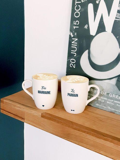 Le mug Fée Marraine EMOI EMOI - Photo