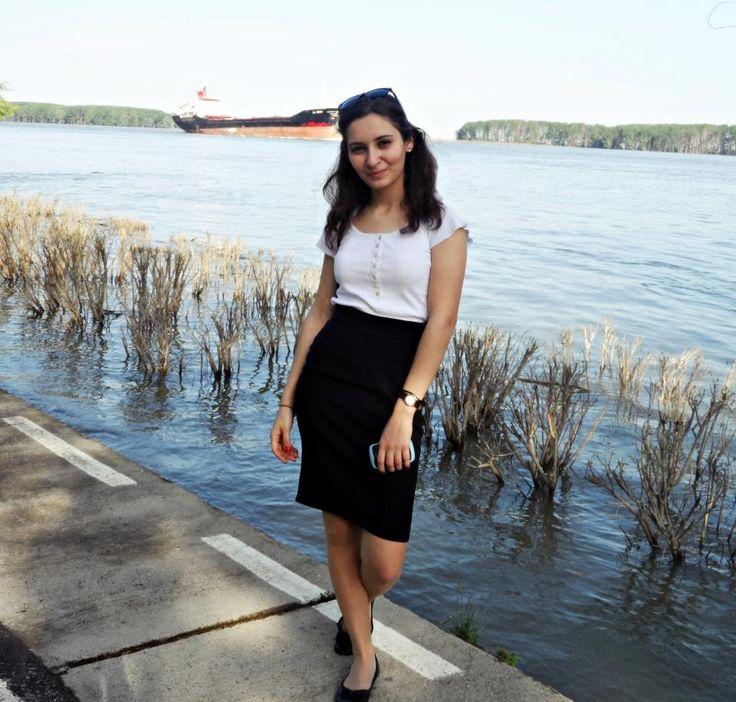 pretty and the Danube :D