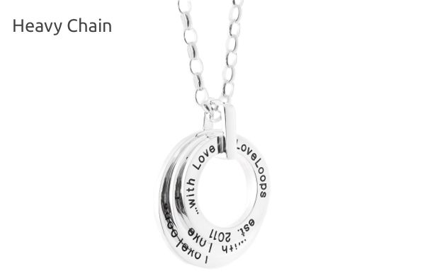 Picture of Chain   Silver   Heavy