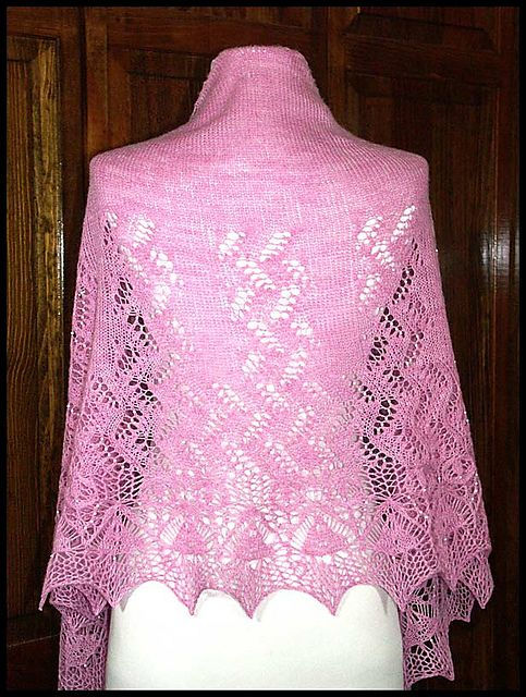 17 Best images about Lace and Openwork Knit Stitch ...