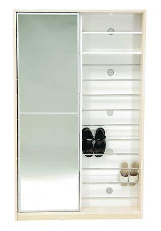 SKOSKAP: Køln fra Bohus er et stilig skap med speildør. Pris. 2995,-